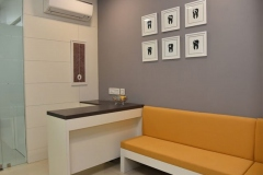 Dental Hospital Reception