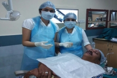 Dental Surgery in Clinic